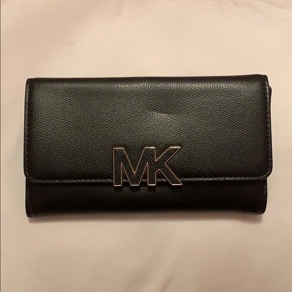 Michael Kors Handbags - Black Michael Kors wallet